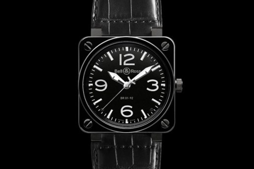 Bell & Ross BR 01 Ceramic Watch