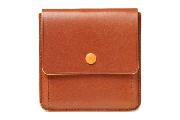 Bill Amberg Leather Wallet
