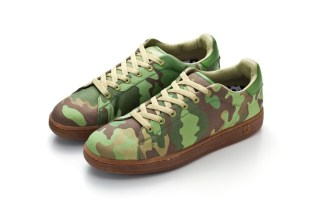 Billionaire Boys Club Multi-Camo Nothing Sneakers
