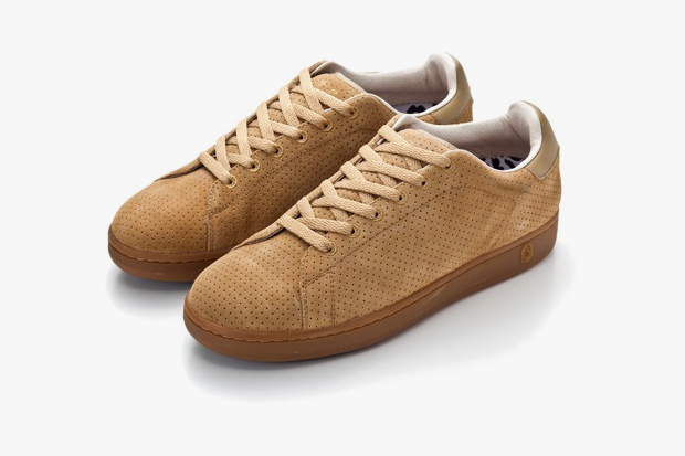 Billionaire Boys Club Perforated Suede Nothing Sneakers