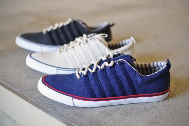 Billy Reid for K-Swiss Venice Surf & Court Sneakers