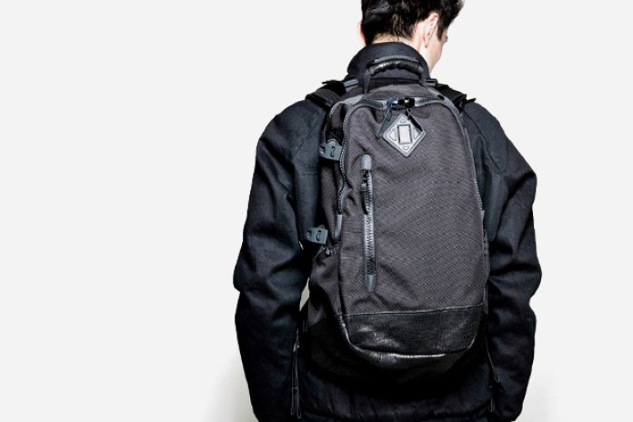 THE BLACK SENSE MARKET x visvim 20L Backpack
