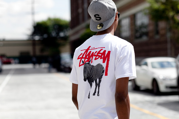 Bricksworth: Stussy 2011 Spring Lookbook