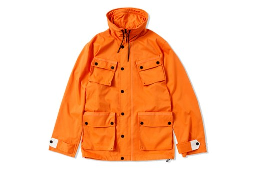 CASH CA Field Nylon Jacket