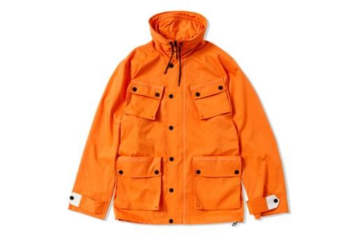 CASH CA Field Nylon Jacket