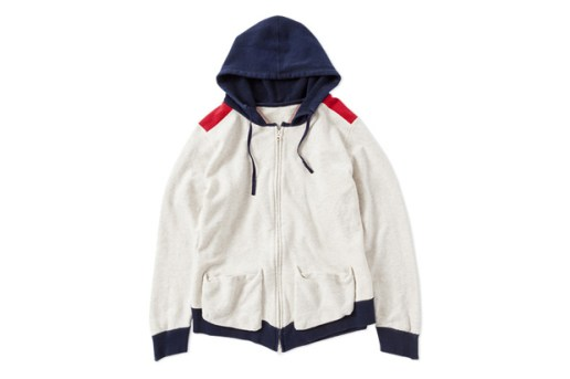 CASH CA V-ZIP PARKA