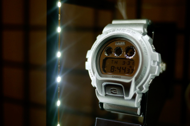 Casio G-Shock West London Flash Store Opening Recap