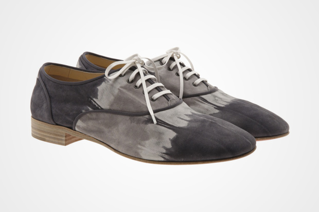 """Christian Louboutin """"Alfred"""" Suede Derby"""