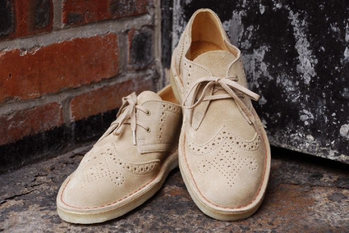 Clarks Originals Desert Khan Brogue