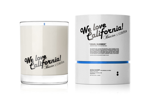 colette x baxter of california cruel summer candle