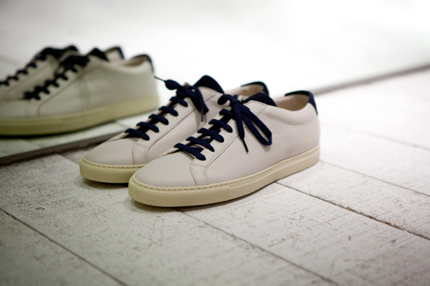 Common Projects Achilles Vintage Low