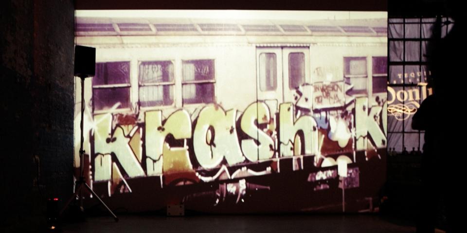CRASH: Trains, Guitars and Luggage