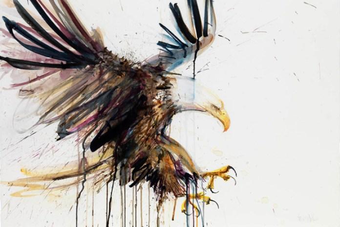 "Dave White ""Americana"" Exhibition Recap"