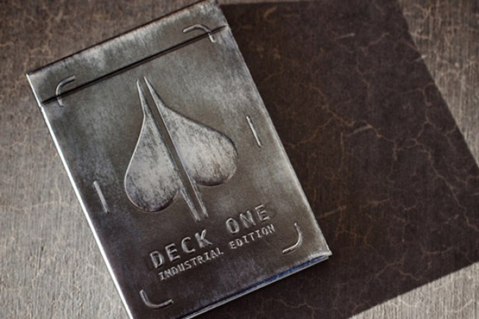 deck ONE Industrial Edition Playing Cards by theory11