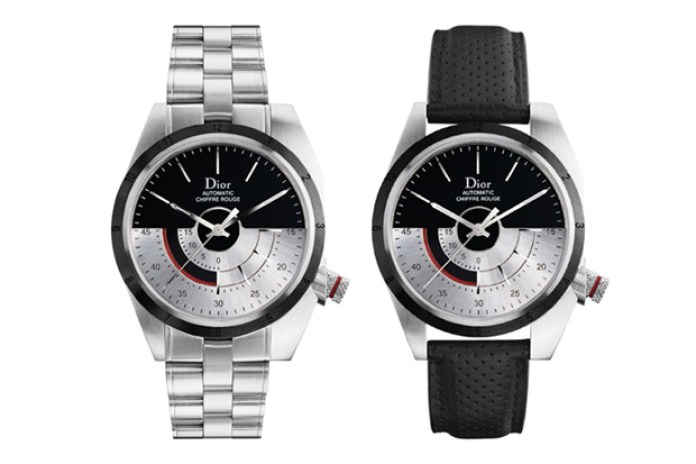Dior Chiffre Rouge M01 Watch