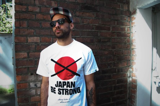 DRMTM Japan Relief T-Shirt