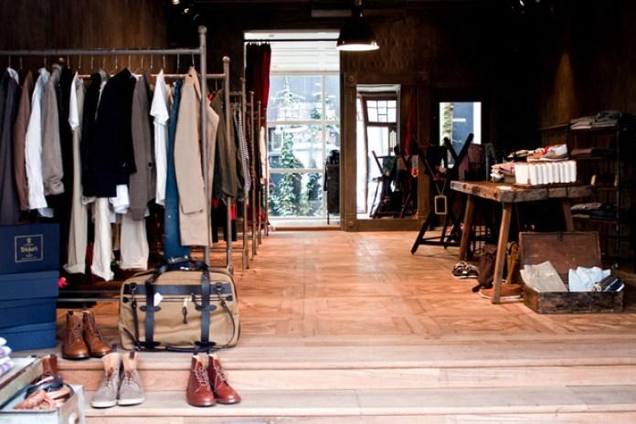 EEN Amsterdam Store Opening