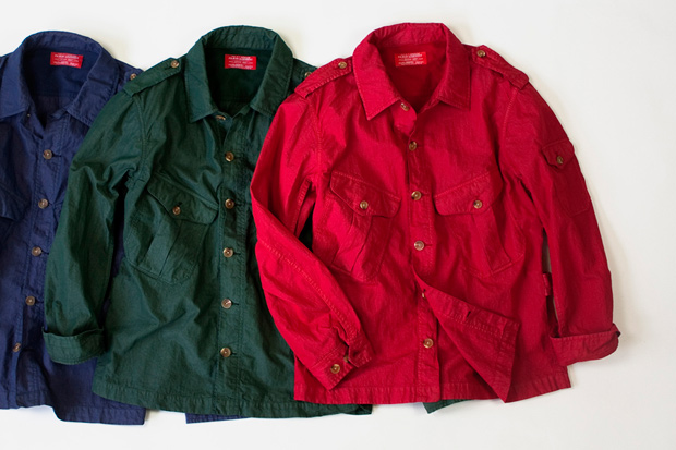 Filson Red Label by nanamica 2011 Spring/Summer Collection