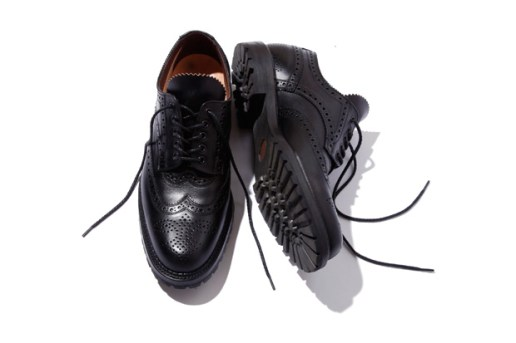 foot the coacher Brogue Wing Tip