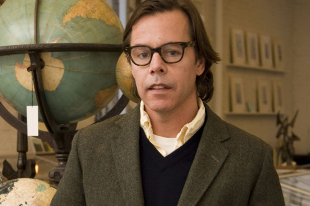 Gilt MANual: Creative Dynamo (and Man of Style) Andy Spade Talks Shop