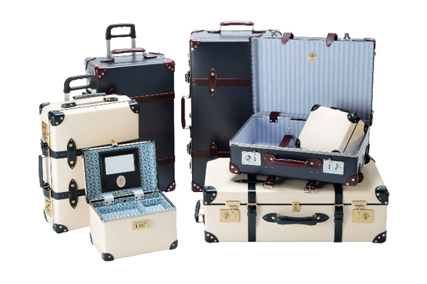 """Globe-Trotter """"William & Kate"""" Luggage Collection"""