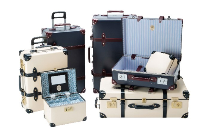 "Globe-Trotter ""William & Kate"" Luggage Collection"