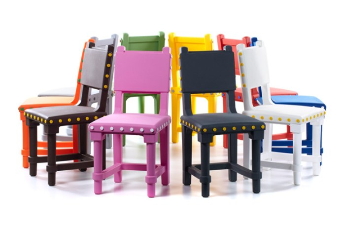 """Gothic Chairs"" by Studio Job for Moooi"