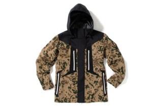 Griffin GFT 014 Technical Bearskin Jacket