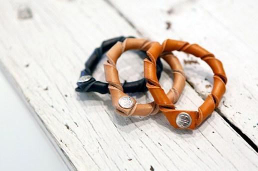 hobo Leather Bracelet