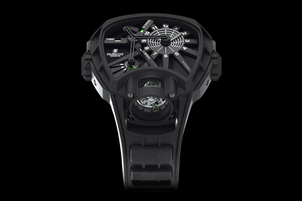 "Hublot MP-02 ""Key of Time"" Watch"