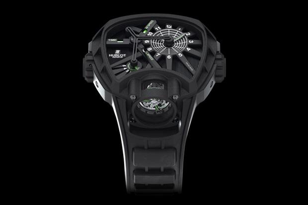 "Hublot MP-02 ""Key of Time"" Watch"