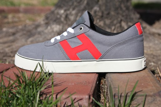HUF Choice Grey/Red