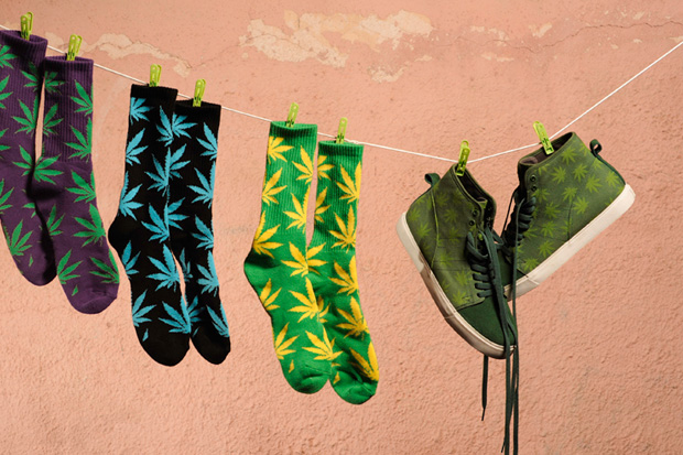 HUF Hupper 420 Pack