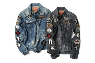 HYSTERIC GLAMOUR Jean Jacket