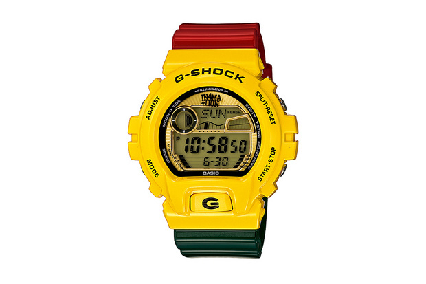 In4mation x Casio G-Shock GLX-6900XA-9JR