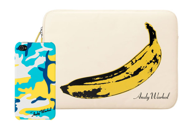 Incase for Andy Warhol Collection