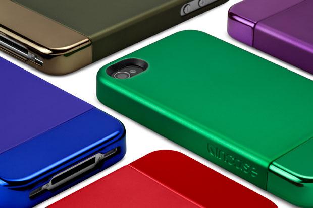 Incase Monochrome iPhone 4 Slider Cases