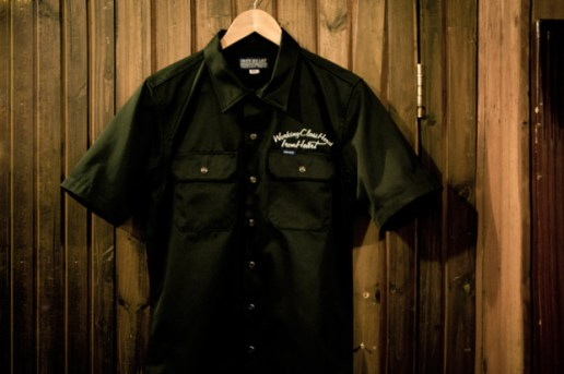 Iron Heart Heavy Duty Work Shirt
