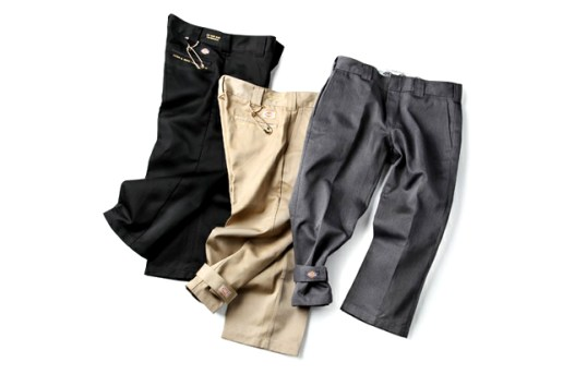 JAM HOME MADE x Dickies UM874 Crop Pant