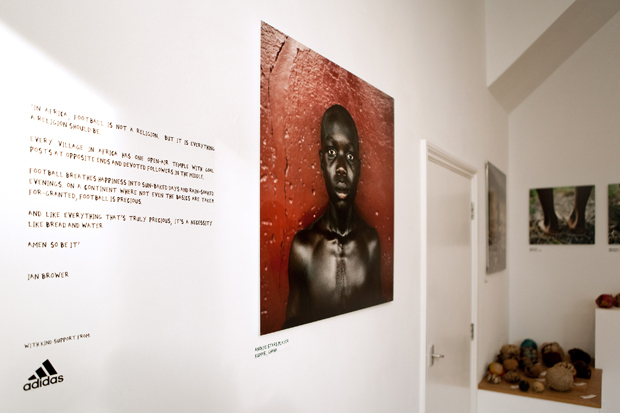 "Jessica Hilltout ""AMEN"" Exhibition Recap"