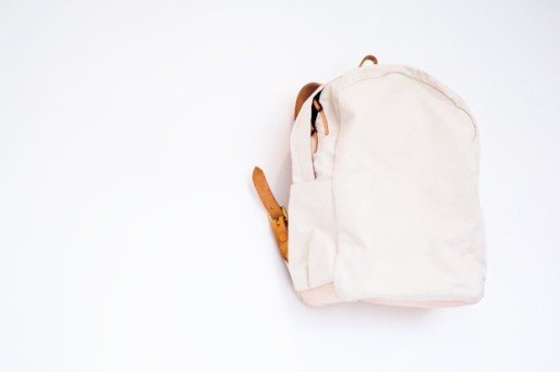 Joshu+Vela USA Organic Canvas Backpack