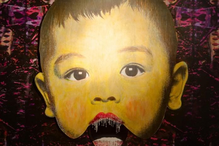 "Judith Supine ""LADYBOY"" Exhibition Recap"
