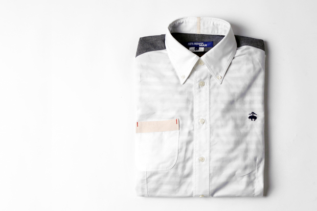 Junya Watanabe COMME des GARCONS MAN x Brooks Brothers Button-Down Shirt