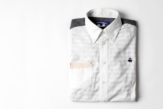 Junya Watanabe COMME des GARCONS MAN x Brooks Brothers Button-Down Shirt