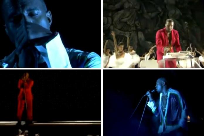Kanye West Coachella 2011 Set