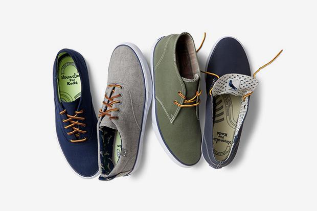 Keds for Steven Alan Footwear