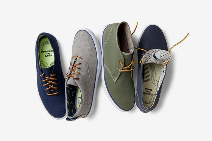 Keds for Steven Alan Footwear