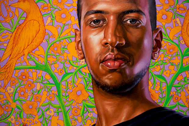 "Kehinde Wiley ""The World Stage: Israel"" @ Roberts & Tilton Recap"