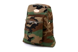 KICHIZO by Porter Classic Ripstop Camouflage Backpack