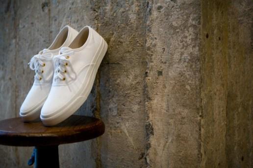 Kitsuné Canvas Sneaker